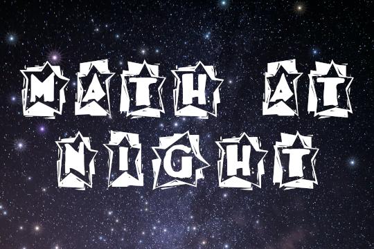 Math at Night